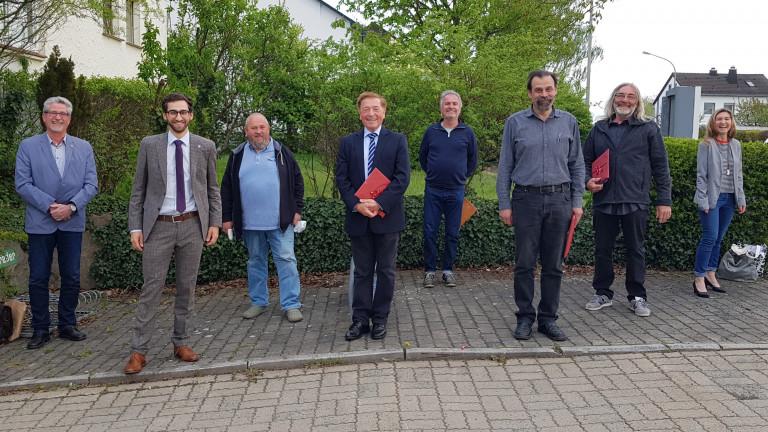 Abschied aus dem Stadtrat: Knapp 100 Jahre für die SPD-Fraktion aktiv!
