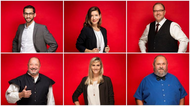 Neue und bekannte Gesichter in der SPD-Fraktion ab dem 1. Mai